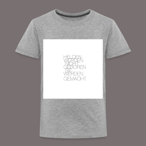 Helden - Kinder Premium T-Shirt