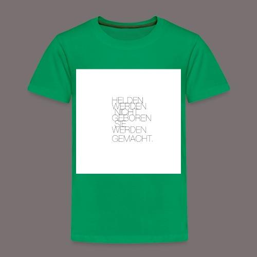 Helden - Kinder Premium T-Shirt