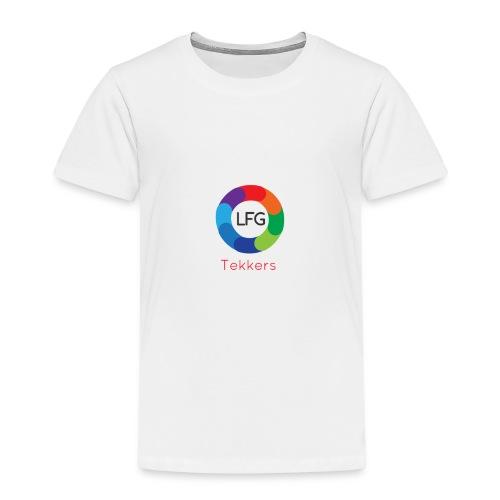New LFG Tekkers Logo - Kids' Premium T-Shirt