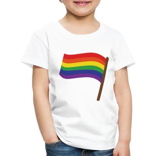 Regenbogenfahne | Geschenk Idee | LGBT - Kinder Premium T-Shirt