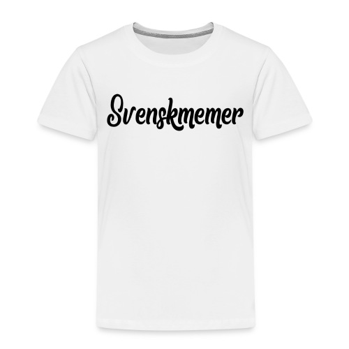 svenskmemer 3 - Premium-T-shirt barn