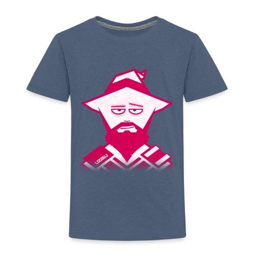 uzalu the Wizard - Kids' Premium T-Shirt