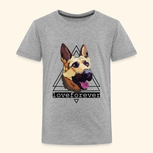 SHEPHERD LOVE FOREVER - Camiseta premium niño