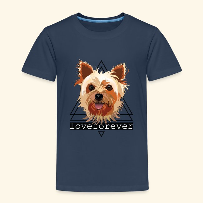 YORKIE LOVE FOREVER