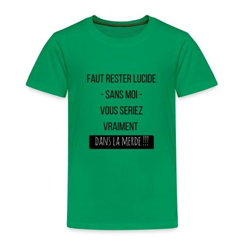 Je suis indispensable !!! - T-shirt Premium Enfant