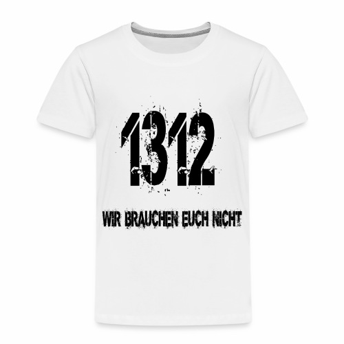1312 BOSS - Kinder Premium T-Shirt