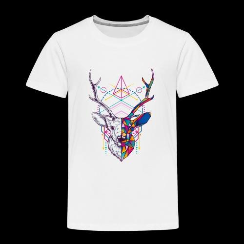 Reno Abstracto - Camiseta premium niño