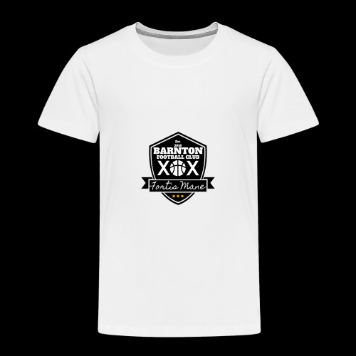 Barnton FC Crest - Kids' Premium T-Shirt