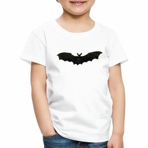 Fliegende Fledermaus - Kinder Premium T-Shirt