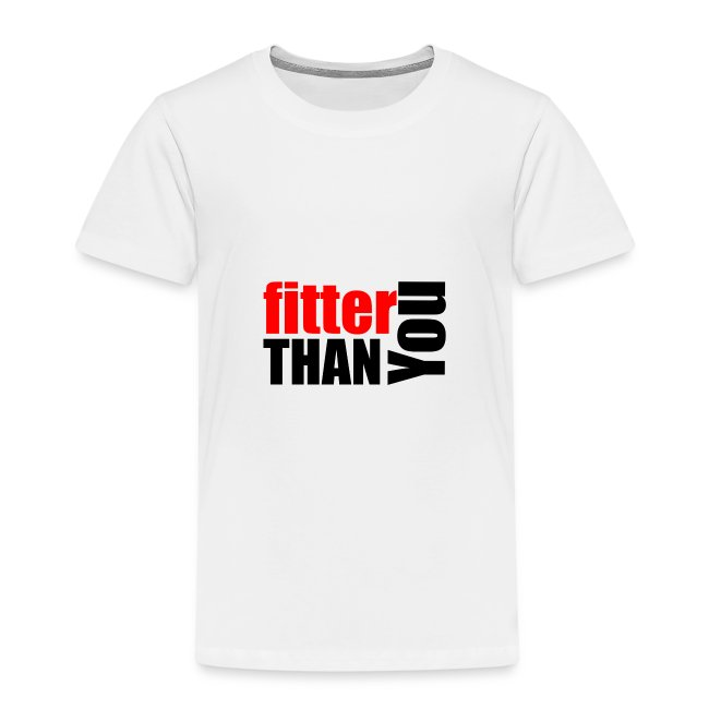 Fitter than you