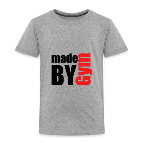 myde by gym - Kinder Premium T-Shirt