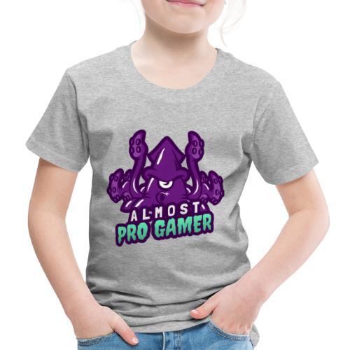 Almost pro gamer PURPLE - Maglietta Premium per bambini