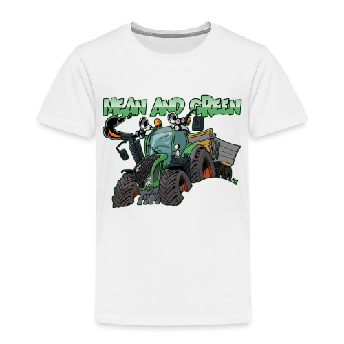 F 718Vario mean and green - Kinderen Premium T-shirt