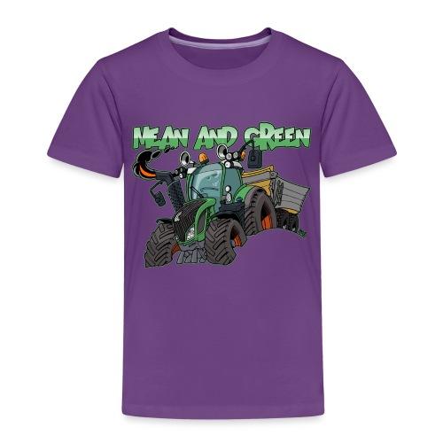 F 718Vario mean and green - Kinderen Premium T-shirt