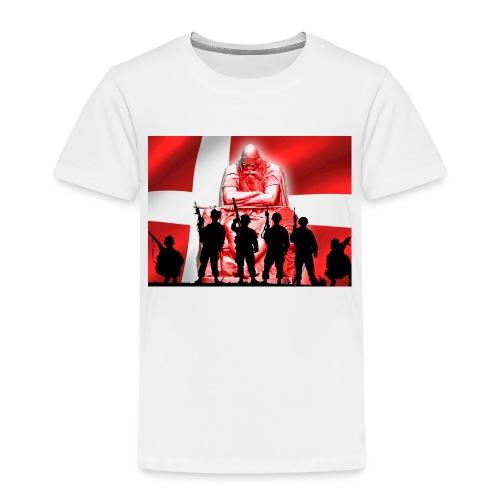 Holger Danske - Børne premium T-shirt