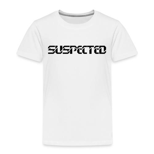 suspected music logo - Kinder Premium T-Shirt