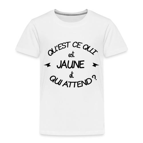 Edition Limitée Jonathan - T-shirt Premium Enfant