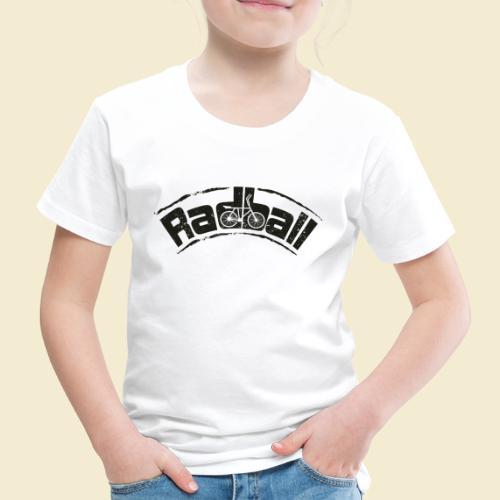 Radball   Radball - Kinder Premium T-Shirt