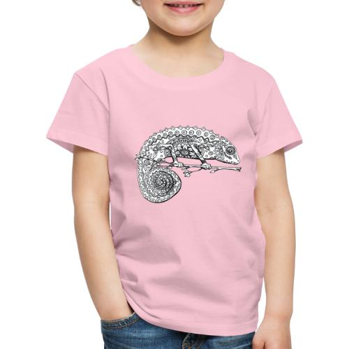 Monsieur Caméléon - T-shirt Premium Enfant