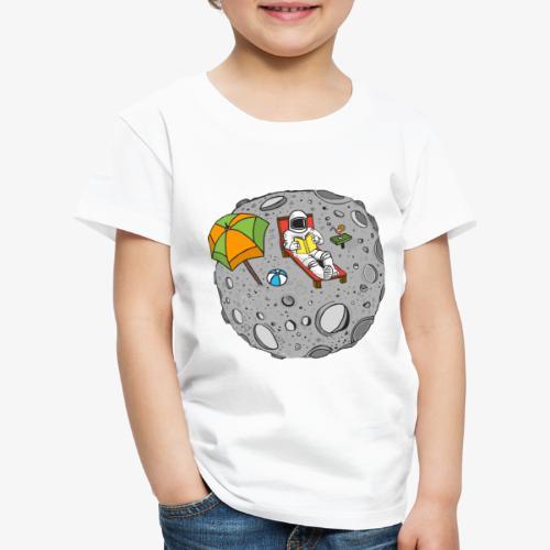 To the Moon - T-shirt Premium Enfant