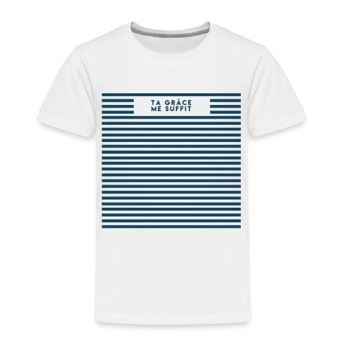 Ta Grâce me suffit - T-shirt Premium Enfant