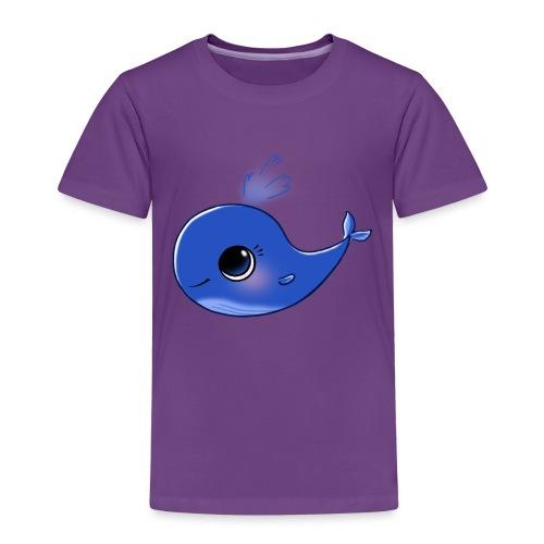 Mini Whale - Kids' Premium T-Shirt