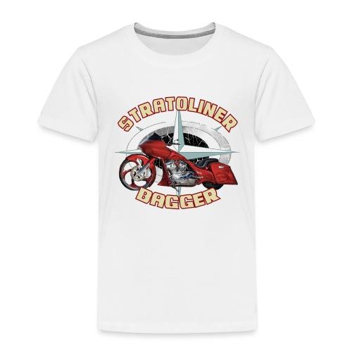 Stratoliner bagger 01 - Kinderen Premium T-shirt