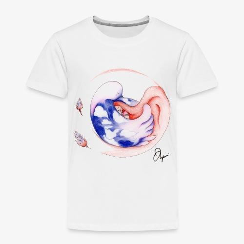 Schlafendes Mädchen - Kinder Premium T-Shirt