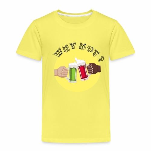WHY NOT ? (WN) - T-shirt Premium Enfant