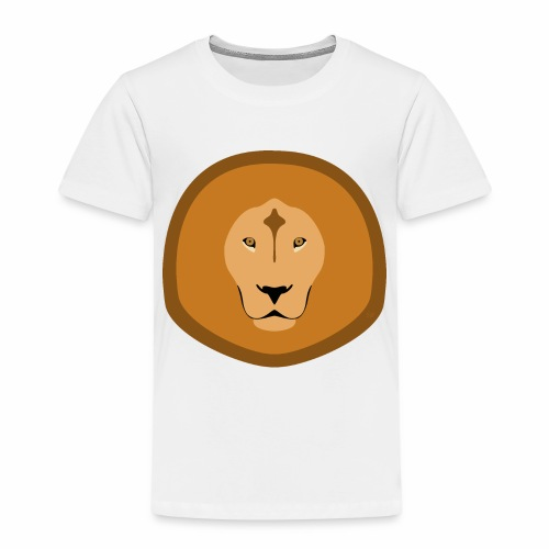 Lion, by SBDesigns - T-shirt Premium Enfant