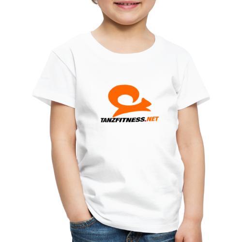 Tanzfitness.net Logo - Kinder Premium T-Shirt