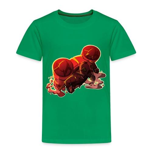 Shirk Launch Shirt - Teenagers - Kids' Premium T-Shirt