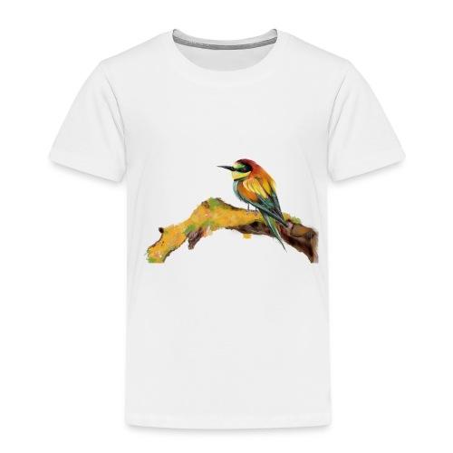 Uccellino - Maglietta Premium per bambini