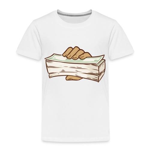BANDZ All White Everything Tee - Kids' Premium T-Shirt