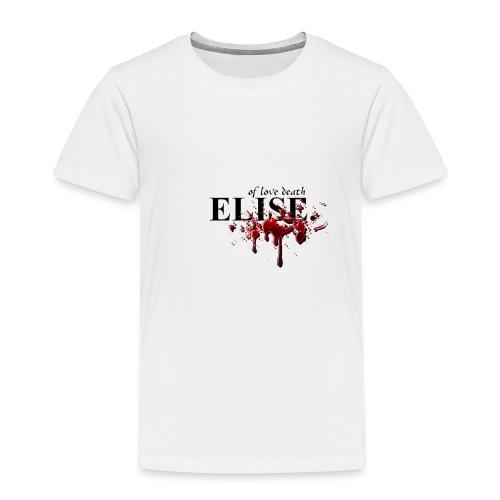 elise of love death - T-shirt Premium Enfant
