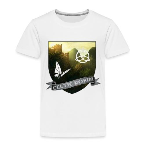 Blason logo de la chaîne - T-shirt Premium Enfant