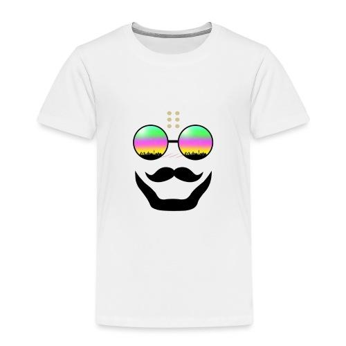 hitpster dbz - Camiseta premium niño