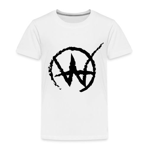 wahlberg black - Premium-T-shirt barn