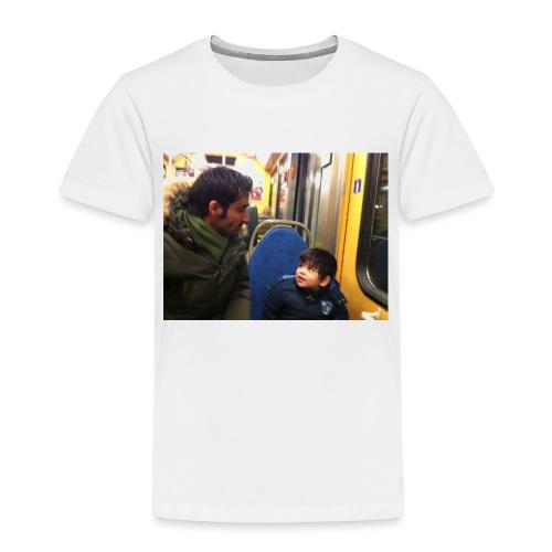 Rojbin gesbin - Premium-T-shirt barn