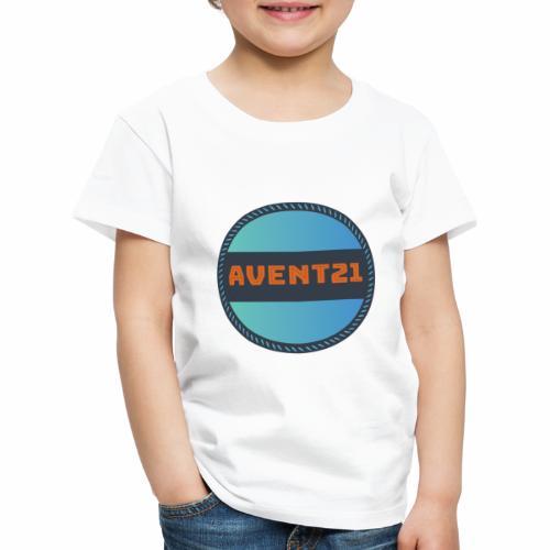 avent21 logo - Kids' Premium T-Shirt