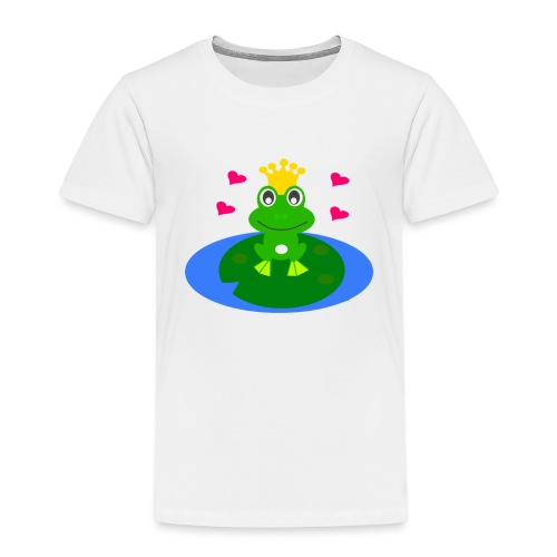 Froschkönig - Kinder Premium T-Shirt