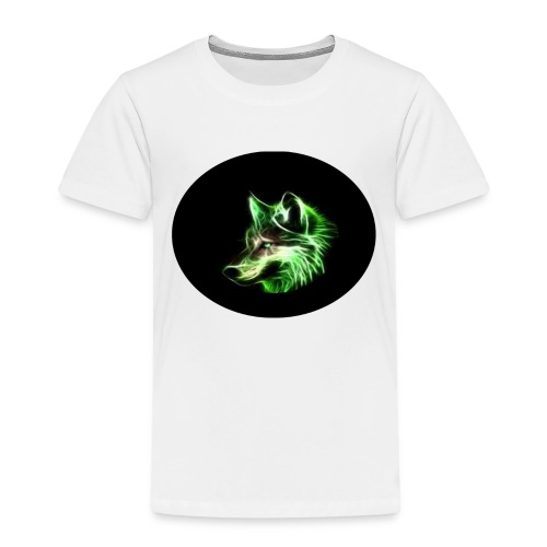 wolf profil bild edition - Kinder Premium T-Shirt