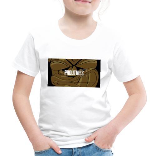 Baniere Proutnies - T-shirt Premium Enfant
