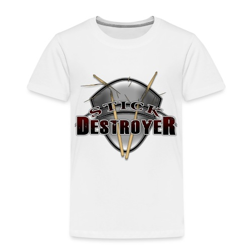 Stick Destroyer - Kids' Premium T-Shirt