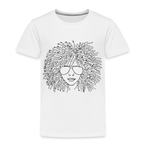 Pelo Bueno - Kinder Premium T-Shirt