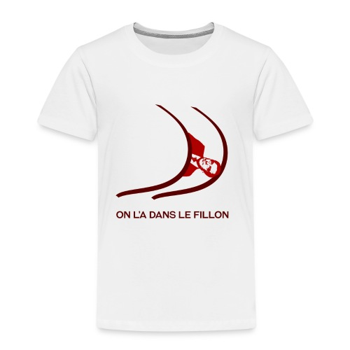 Fillon - T-shirt Premium Enfant