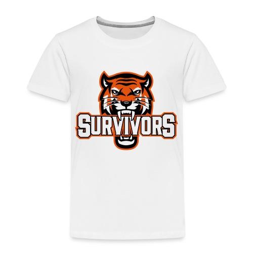 Survivors - Premium-T-shirt barn