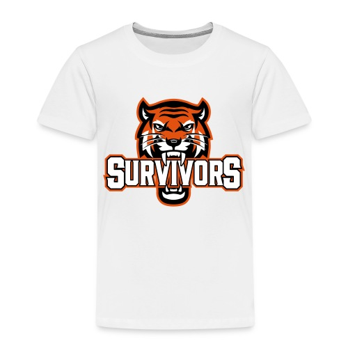 Survivors - Premium-T-shirt barn