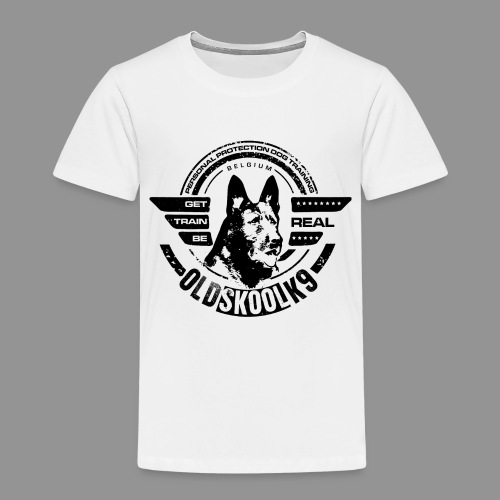 OldSkoolK9 - Kids' Premium T-Shirt