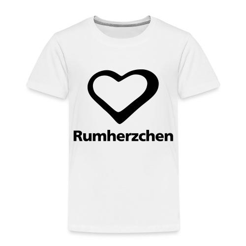 Rumherzchen - Kinder Premium T-Shirt